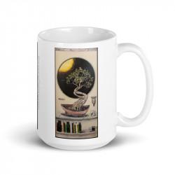"""""""Azaleas in Orbit"""" Mug 15oz"""