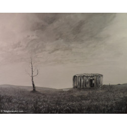 Desolate Bathtub - Prints -...