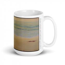 """Golden Ocean"" Mug 15oz"