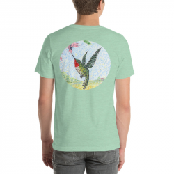 Hummingbird Shirt - unisex...