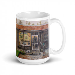 Pine Ranch Mug 15oz