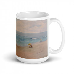 Tides of Life Mug 15oz