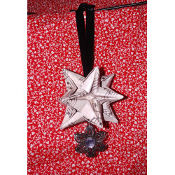 Omega Star Origami Ornament...