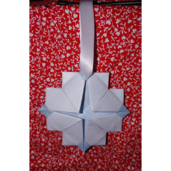 Classic Snowflake Origami...