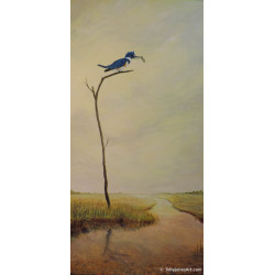 Kingfishers Vantage - Original