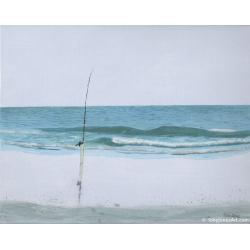 Surf Rod - Original Painting