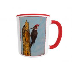 Woodpecker Mug 11oz