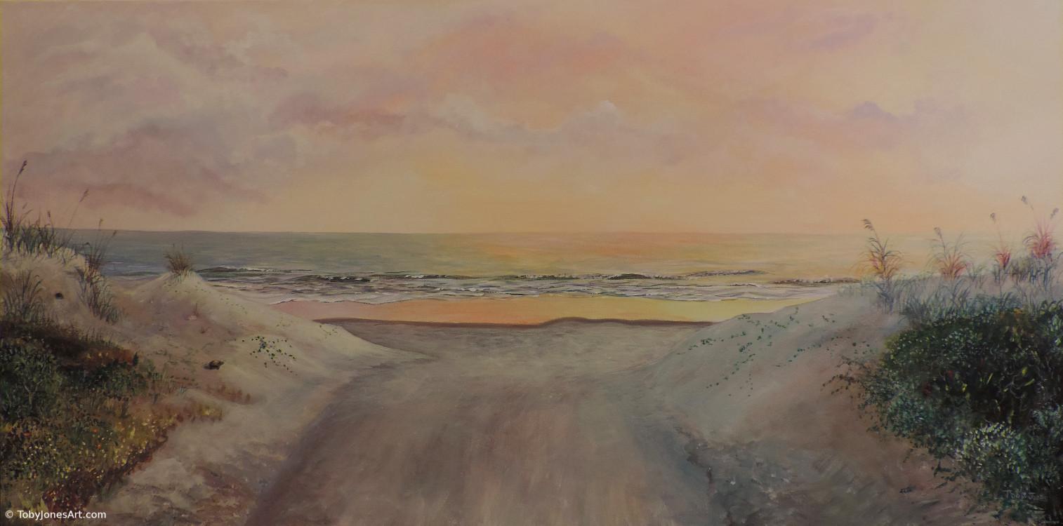 Ocean Themed Art